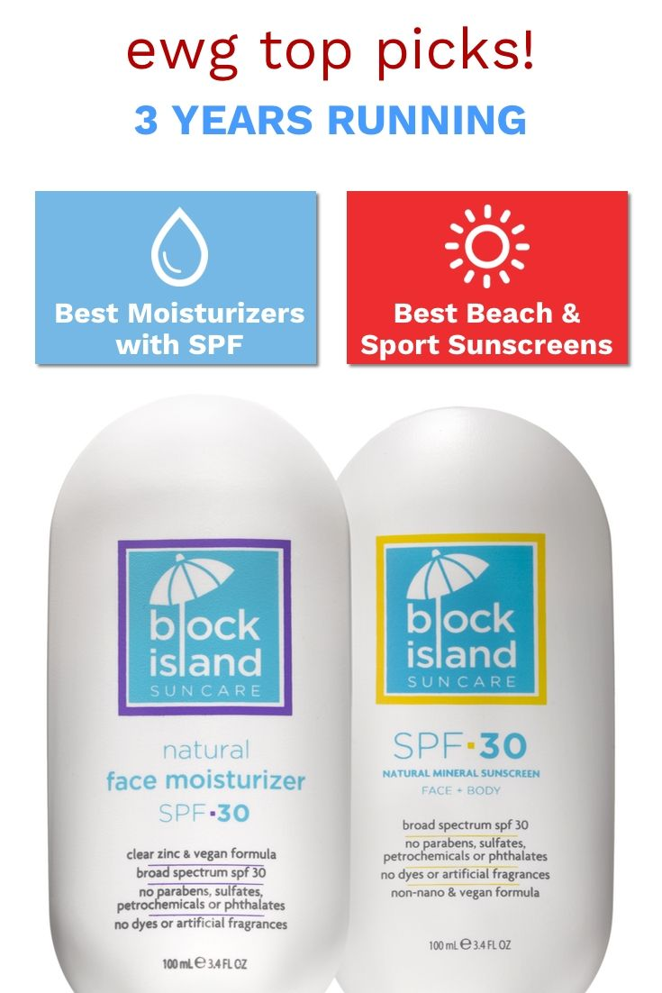 So proud the Environmental Working Group @ewgnonprofit named us a Best Sunscreen and a Best SPF Moisturizer for the 3rd year in a row! #sunscreen #sunblock #suncare #spf #spf30 #spfmoisturizer #sunprotection #naturalsunscreen #mineralsunscreen #wearsunscreen #naturalskincareproducts #naturalskincare #best #bestlist #toprated #nontoxicskincare #veganskincare #ecofriendlyproduct #safeskincare #healthyskincare #ewg #environmentalworkinggroup