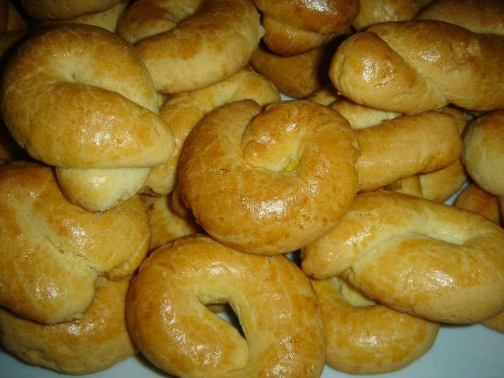 Κουλουράκια Πασχαλινά / Smyrna reciepe