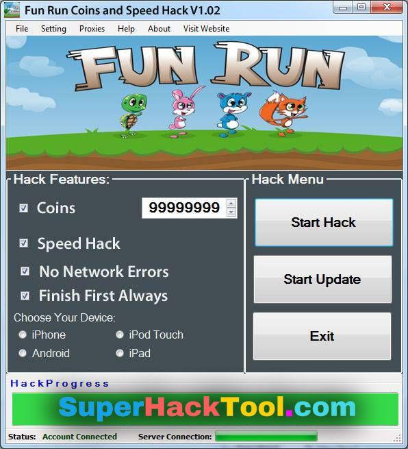 How To Get Money On Fun Run 2
