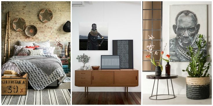 How to Work the Tribal Trend in the Home