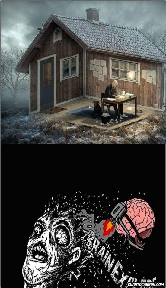 Memes divertidos: Explosión cerebral en 3,2,1... → #memesdivertidos…
