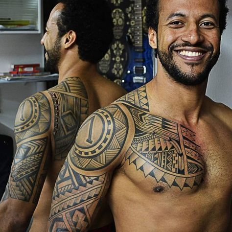 150 Most Amazing Maori Tattoos, Meanings, History cool #maoritattoosdesigns #maoritattoosmeaning