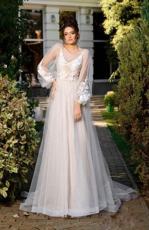 Ivory lace dress boho wedding dress lace dress bohemian