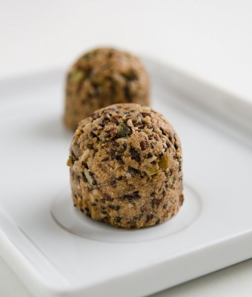 PROTEIN DELIGHT - #superballs #vanilla and #apricot flavour In order to help muscle development! 9g of #proteins  #natural #energy #vegan #fiber #omega3 #mentalfocus #eatclean #health