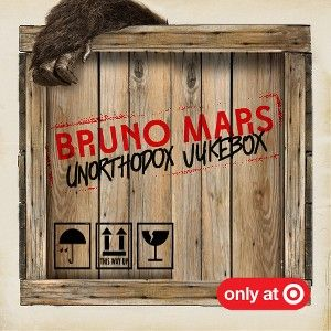 Bruno Mars – Unorthodox Jukebox Deluxe – with 5 bonus tracks – Only at Target
