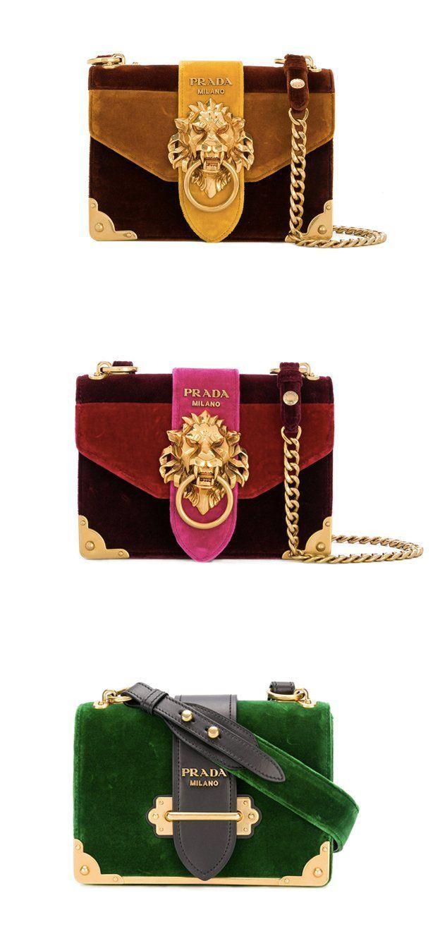 332228a316174e Explore new season Prada bags on Farfetch now. - #Bags #Explore #Farfetch # Prada #season #wallet