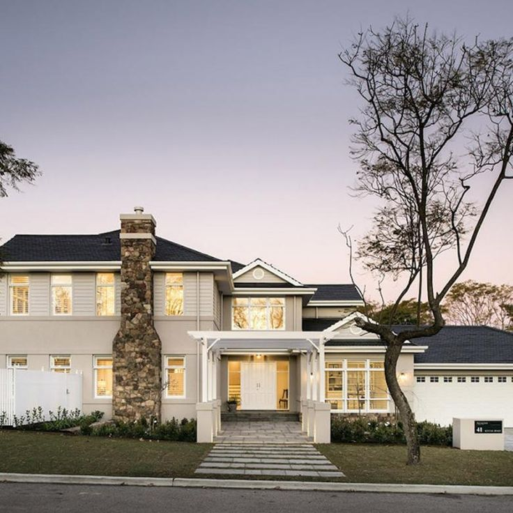 The Long Island | Oswald Homes