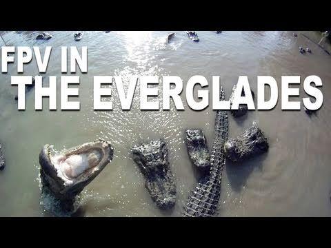 Beautiful HD FPV - The Everglades - RCExplorer.se - YouTube