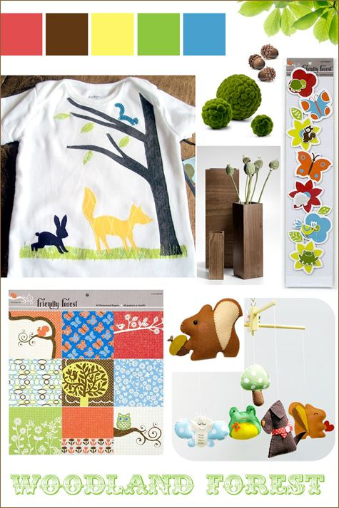 via The Hostess Blog (Friendly Forest shout out!)