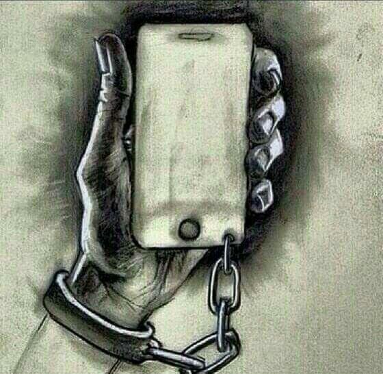 Technology prisoners