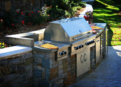 Tulsa landscape companies outdoor kitchens oklahoma for Kitchen ideas tulsa ok