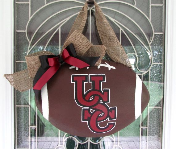Hey, I found this really awesome Etsy listing at http://www.etsy.com/listing/159283118/university-of-south-carolina-football