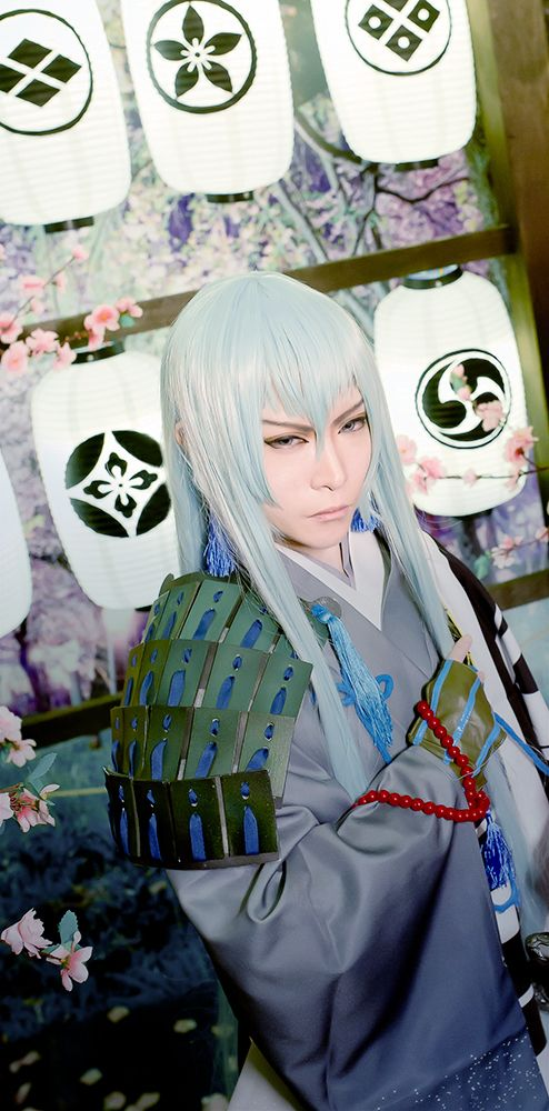 <刀劍亂舞>江雪左文字 - chilly(chilly) Kousetsu Samonji Cosplay Photo - Cure WorldCosplay