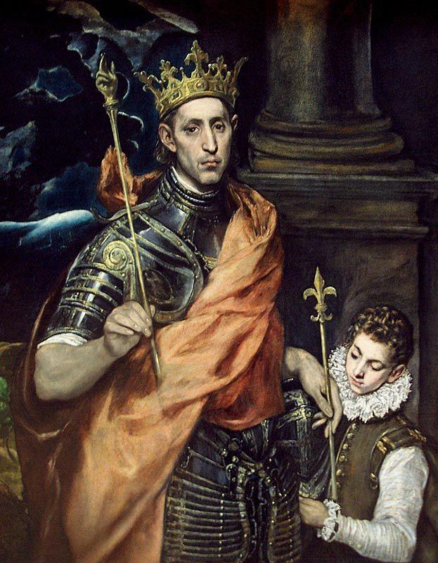 (3215)Louis IX (25 April 1214 – 25 August 1270), commonly Saint Louis, was King…