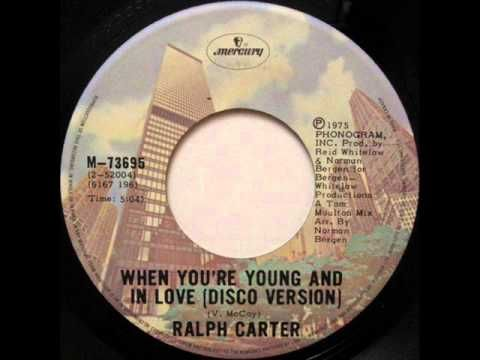 Ralph Carter - When You're Young And In Love