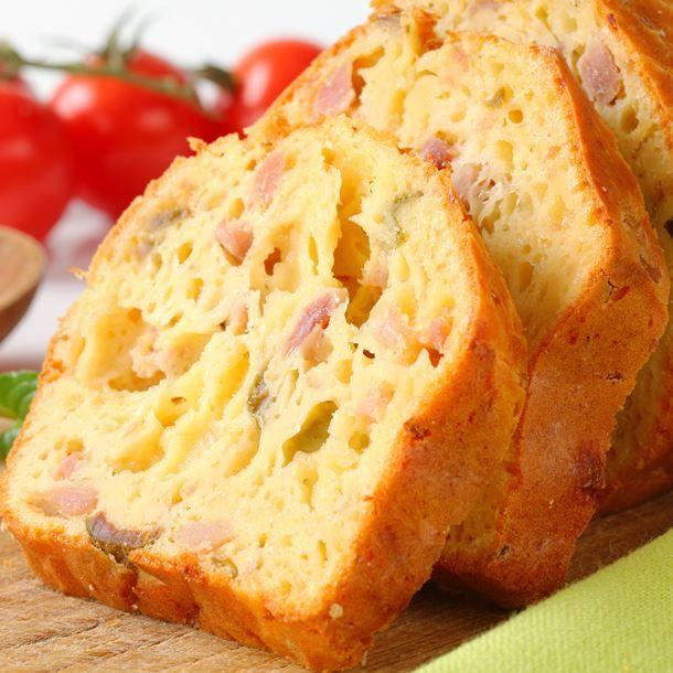 Cake Sal Ef Bf Bd Legumes Du Soleil