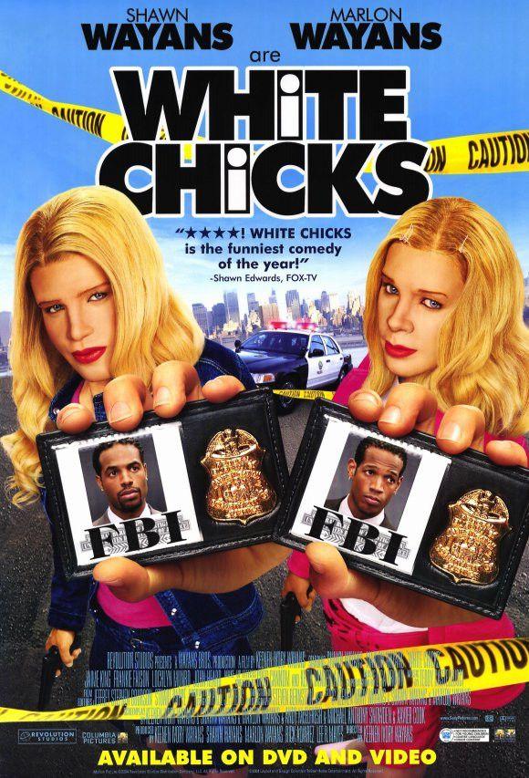 White Chicks 11x17 Movie Poster (2004)