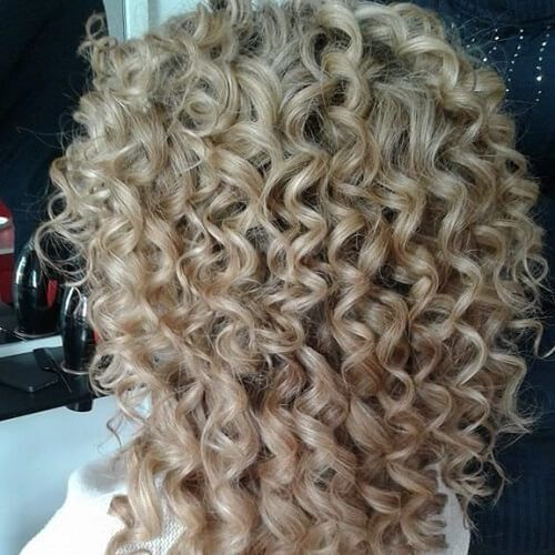 50 wonderful Perm ideas for curly, wavy or straight hair