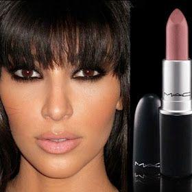 MAC Angel Lipstick Kim Kardashian    MAC Snob Lipstick Selena Gómez  Drew Barrymore   Katy Perry   MAC Myth Lipstick  Kristin Cavallar...