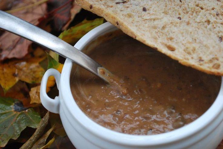 black bean soup black beans sweet potato soup leek soup fall recipes ...