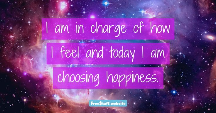 Share if you are choosing happiness!