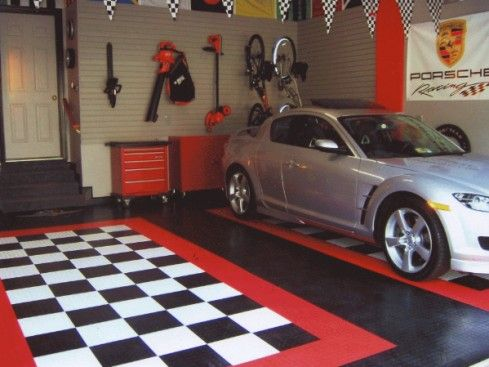 Top 10 Garage Decoration Photos Garage decor ideas - Home Decoration |  Basement ideas | Pinterest | Home, Garage