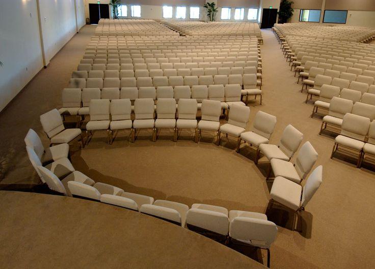 Church Chair Installations