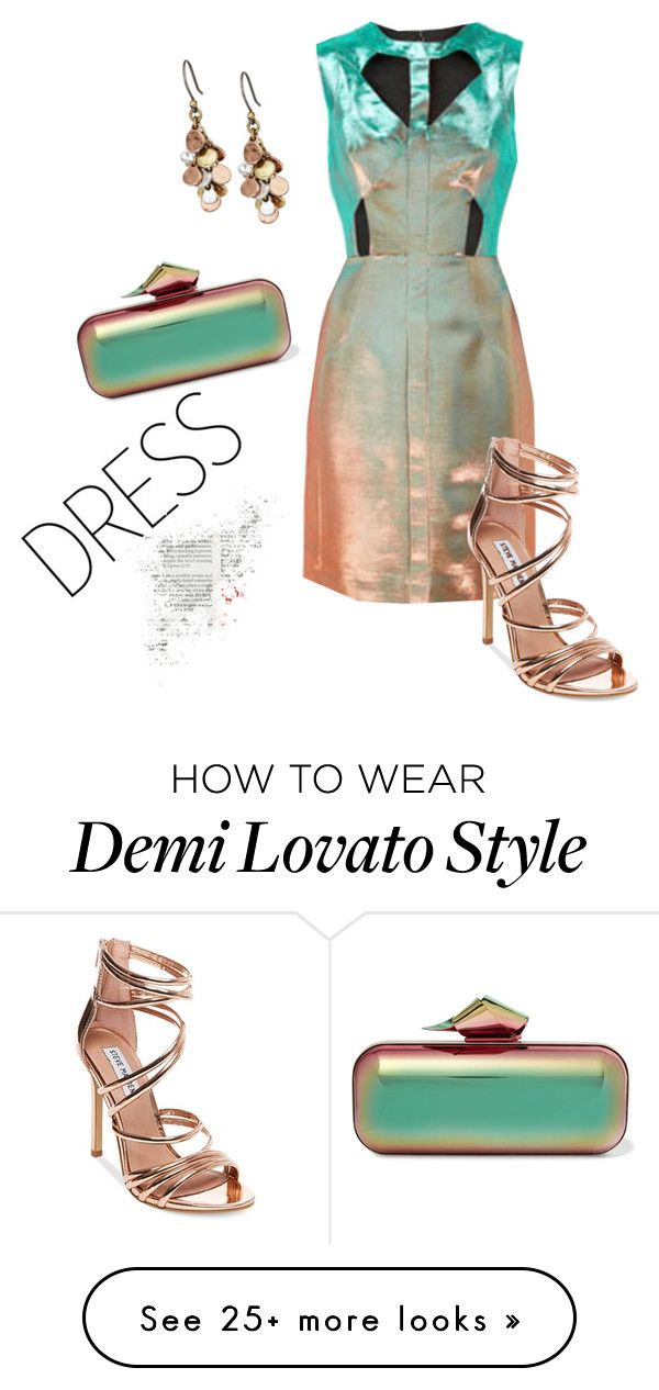 """Untitled #698"" by xxxxxxxxxx0 on Polyvore featuring Topshop, Lucky Brand, Jimmy Choo and Steve Madden"