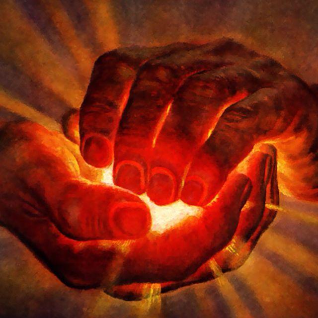 O céu pode curar todas as doenças da terra. O céu já está aqui! O céu está em você, esperando apenas ser chamado. Você detém o poder! Invoque a cura! Cure a si mesmo! Cure a terra! Cure seus irmãos! Paz e luz! Namastê _/_