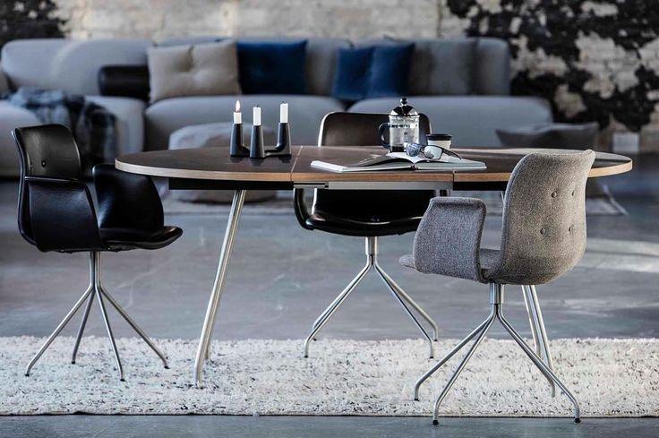 Primum Arm Chairs and Primum extension table. #diningroom #spisestue #spisestuestol #diningchair #spisebord #diningtable