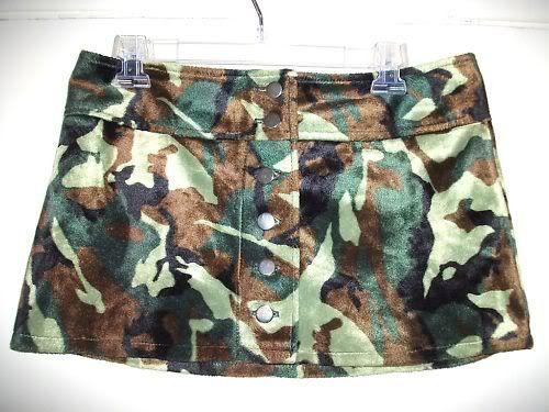 LIP SERVICE Freaks In Fur mini skirt #36-65