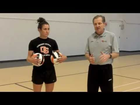 ▶ Defense Positioning and Collapsed Digs by The Art of Coaching Volleyball - YouTube