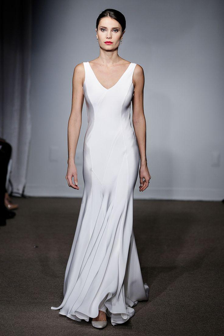 55 Dreamy Wedding Gowns From the Fall 2015 Bridal Season  - ELLE.com