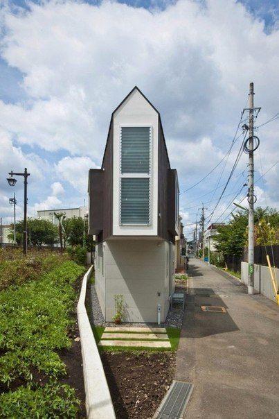 Как удобно поместиться на 29 кв метрах?<br><br>Городская архитектура: крошечный дом площадью 29 квадратных метров.