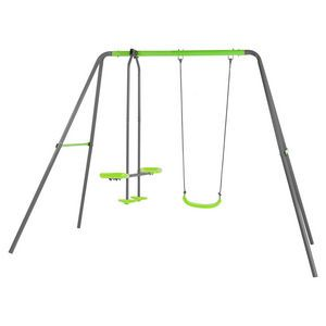 Action Sports 2 Unit Swing Set