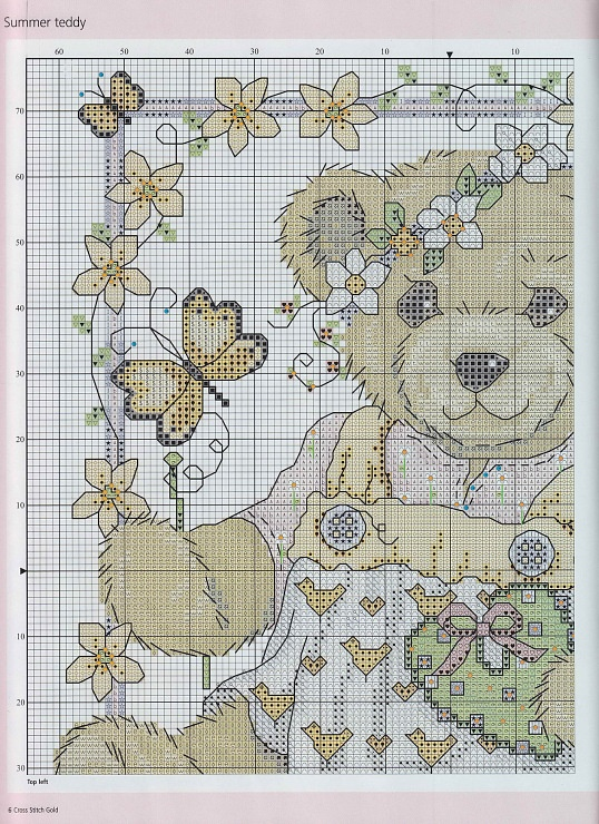 Gallery.ru / Фото #6 - Cross Stitch Gold 84 - tymannost