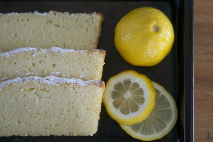 Lemon Ricotta Poundcake - a delicious lemon poundcake made unbelievably moist with the addition of ricotta cheese from 365 Days of Baking  ...