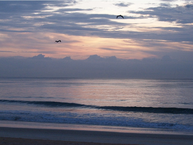 Another beautiful view of Ormond Beach, Florida. Ormond