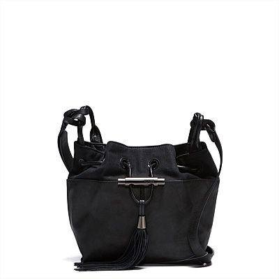 #mimco Studio Pouche in Black
