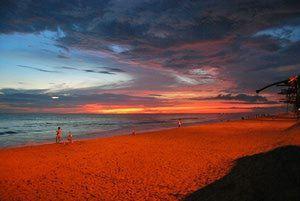 Diez lugares para visitar en Acapulco: Pie de la Cuesta