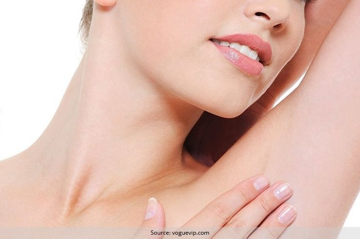 Prevent Underarm Ingrown Hair