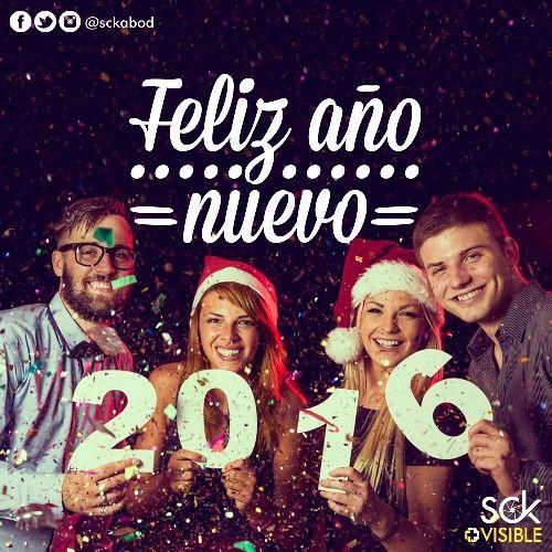 Año de nuevas metas no dejes de proyectarte para este 2016.