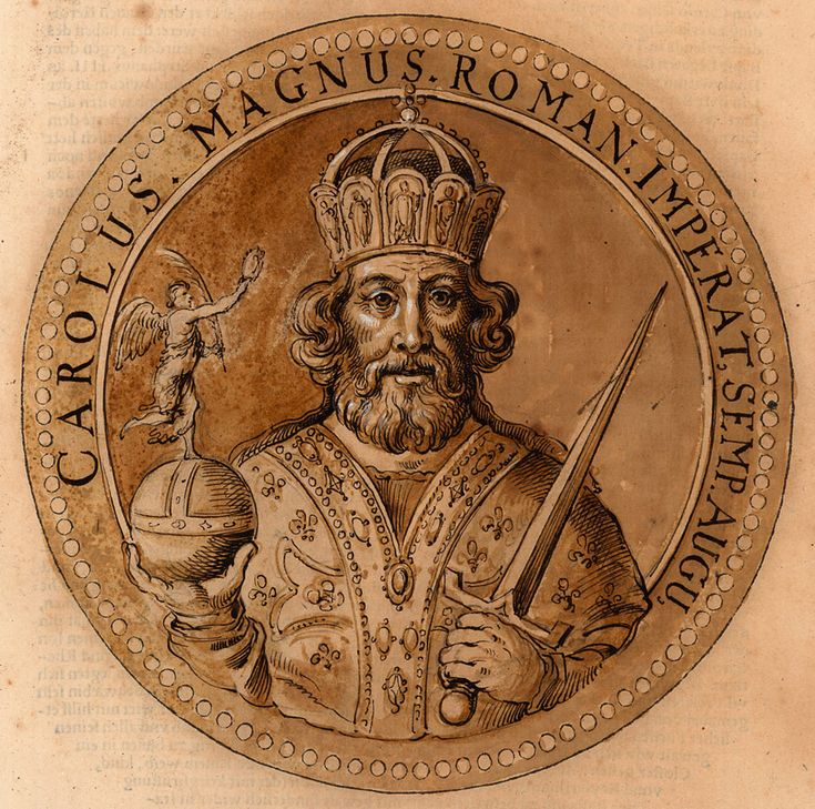 An introduction to the life of charles the great aka charlemagne