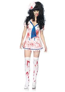 Zombie Sailor Adult Costume
