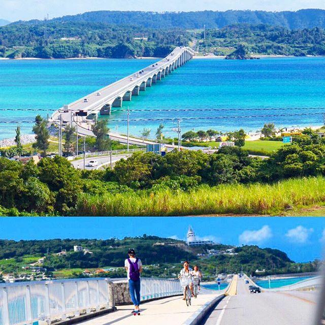 【kazu_330】さんのInstagramをピンしています。 《古宇利大橋約2キロの距離をpennyで端から端まで横断してきました✨ . すっごい景色が綺麗でした✨気持ちよかったです . . #古宇利大橋 #橋#沖縄#okinawa #penny#ペニー#スケボー#スケートボード #sk8 #skateboarding #skate #skateboard #海#sea #bride #ファインダー越しの私の世界 #写真好きな人と繋がりたい #写真撮ってる人と繋がりたい #景色#風景#scenery #landscape #instagood #instalike #instadaily #love》