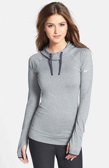 Nike 'Pro Hyperwarm' Hoodie | Nordstrom