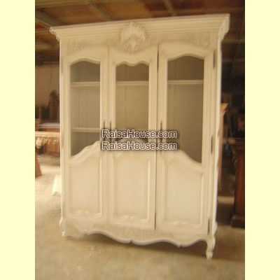 3 Doors French Armoire Category : Armoire Refrence : RAR 015 3D GR Dimension : 180 x 55 x 230 cm Material : #WoodenMahogany Finishing : #Custom Buy this #Armoire for your #homeluxury, your #hotelproject, your #apartmentproject, your #officeproject or your #cafeproject with #wholesalefurniture price and 100% #exporterfurniture. This #3DoorsFrenchArmoire has a #highquality of #AntiqueFurniture #FurnitureWarehouse #WoodenFurniture #GalleryFurniture #IndustrialFurniture #FurnitureOnline