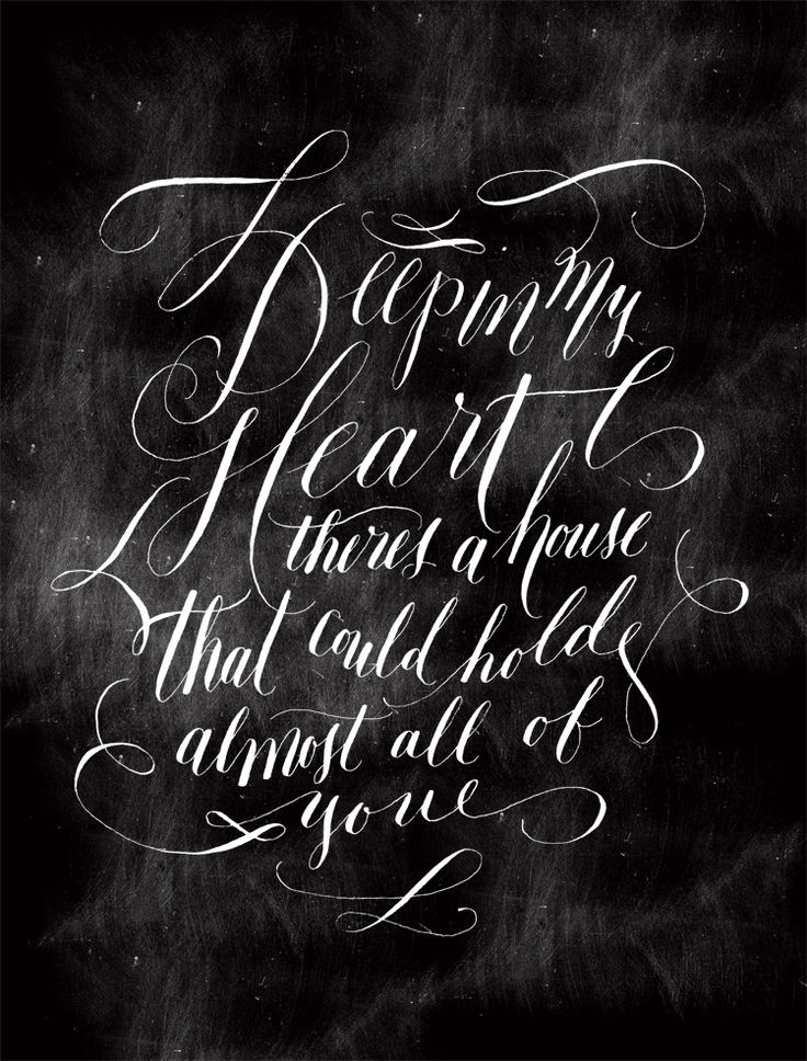 molly jacques calligraphy