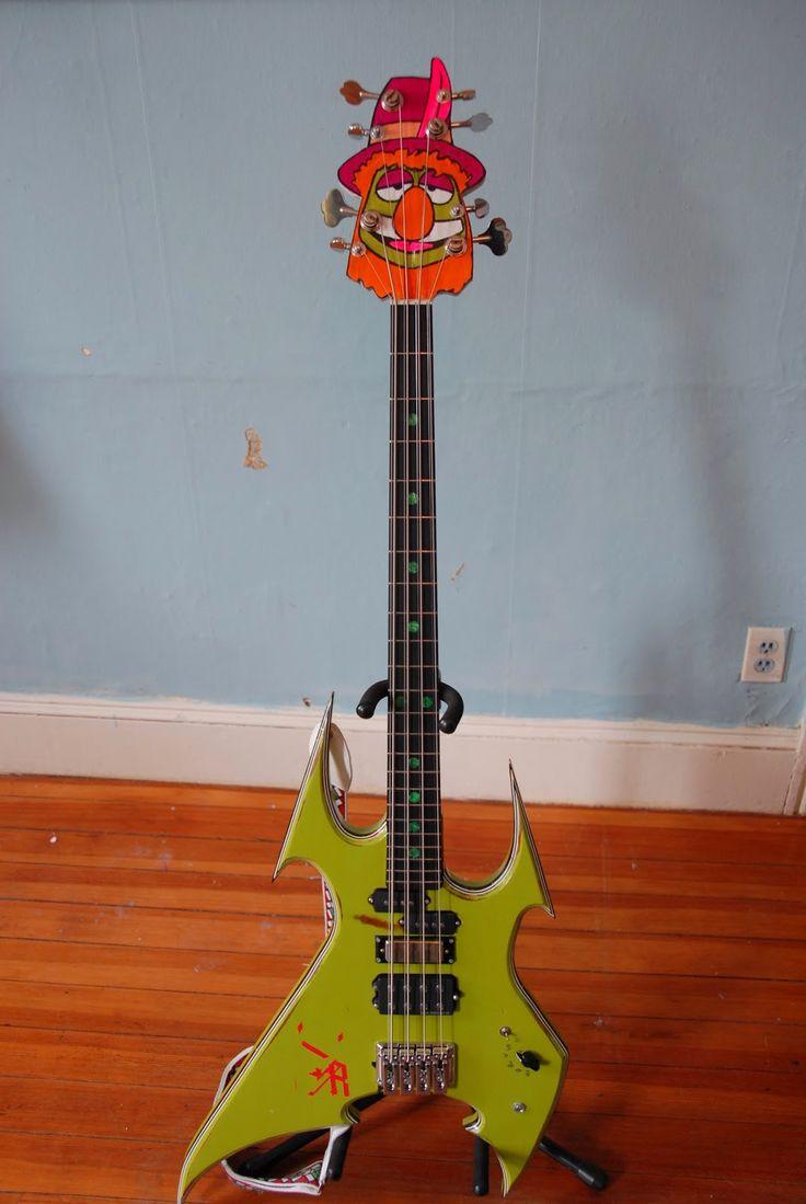 The 67 best bass images on Pinterest | Bass guitars, Guitar building ...