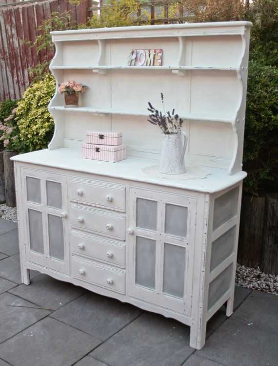 Shabby Chic French Country Farmhouse Solid Oak by Foundintheloft, £350.00